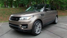 Фото 2015, Range Rover, Sport, рендж, ровер, спорт, Supercharged