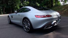Фото 2016, Mercedes-Benz, AMG, GT S, мерседес, бенц, амг
