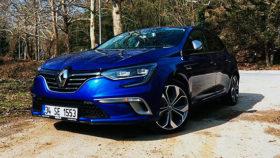 Авто 2016, Renault, Megane, Hatchback, GT, Line, рено, меган