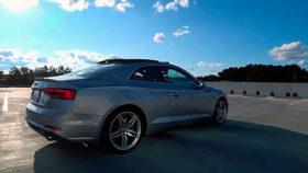 Фото 2018, Audi, A5, 2.0T, Redline, ауди, диски, небо