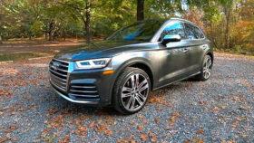 Фото 2018, Audi, SQ5, ауди, кроссовер, crossover, редлайн
