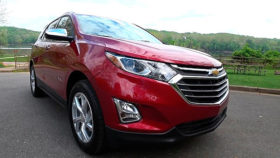 Фото 2018, Chevrolet, Equinox, 1.5T, эквинокс, кроссовер, шевроле