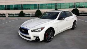 Фото 2018, Infiniti, Q50, Red, Sport, AWD, инфинити, спорт, седан