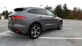 Фото 2018, Jaguar, F-Pace, 2.0d, Redline, ягуар, паркетник