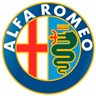 Alfa Romeo, эмблема, марка, авто