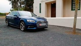 Фото Audi, A5, 2.0 TFSI, quattro, Coupe, ауди, кватро, купе, 2017