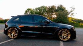 Фото Audi, sq5, tuning, тюнинг, crossover, ауди, 2014