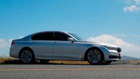 Фото BMW, 740e, бмв, седан, 2017