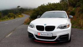 Фото BMW, M 240i, бмв, бэха, спорт, белый