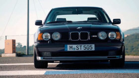 Фото BMW, M5, E34, бмв, эмка, седан, легенда