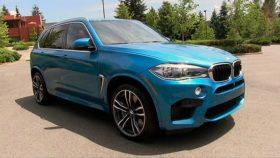 Фото BMW, X5 M, F85, бмв, икс 5, с боку, 2015