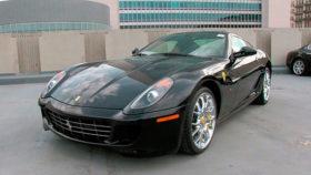 Авто Ferrari, 599, gtb, феррари, джи ти би, 2009