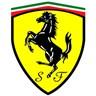 Ferrari, эмблема, марка, авто