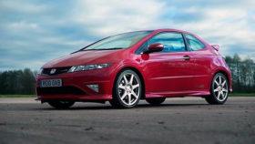 Фото Honda, Civic, Type R, хонда, цивик, купе, 2016