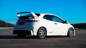 Фото Honda, Civic, Type R, хонда, цивик, купе, white, 2016