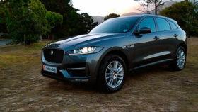 Фото Jaguar, F-PACE, 30d, AWD, R Sport, спорт, ягуар