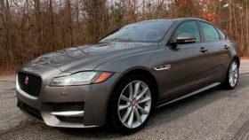 Фото Jaguar, xf, sedan, ягуар, тюнинг, 2016