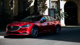 Фото Mazda 6, мазда, седан, sedan, red, new