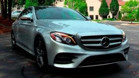Фото Mercedes-benz, e-class, e300, w213, мерседес, седан, 2017