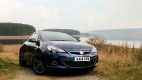 Фото Opel, Astra, GTC, опель, астра, купе, природа, 2014