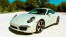 Фото Porsche, 911, turbo, coupe, порше, mcpherson, турбонаддув, 2014