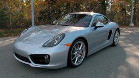 Фото Porsche, Cayman S, порше, кайман, coupe, спорт, порш, sport, 2014