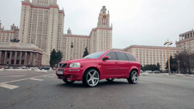 Фото Volvo, XC90, V8, вольво, внедорожник