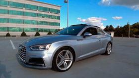 Фото Audi, A5, 2.0T, Redline, ауди, 2018