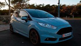 Фото Ford, Fiesta, ST 200, форд, фиеста, хетчбек