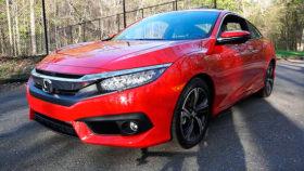 Фото Honda, Civic, Coupe, хонда, цивик, туринг, Touring, Redline, редлайн, 2016