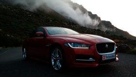 Фото Jaguar, XE, ягуар, седан, горы