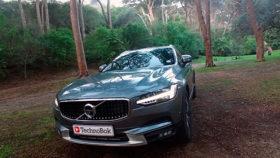 Авто Volvo, V90, T6, AWD, Cross, Country, кросс, кантри, вольво