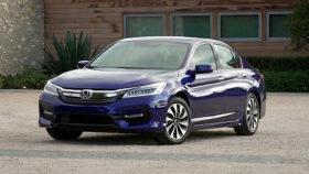Фото Honda, Accord, Hybrid, хонда, аккорд, гибрид, седан, 2017