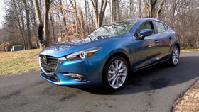 Фото Mazda 3, GT, 6MT, мазда, джи ти, седан, спорт, 2017