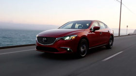 Фото Mazda 6, GT, седан, мазда, red, new, 2017