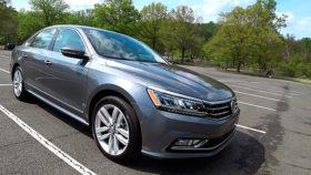 Фото Volkswagen, Passat, SEL, VR6, фольксваген, пассат, седан, 2017
