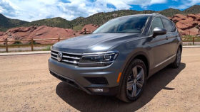 Фото Volkswagen, Tiguan, SEL, Premium, фольксваген, тигуан, премиум, 2018