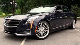 Фото Cadillac, CT6, 3.6L, AWD, кадиллак, sedan, 2016