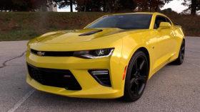 Фото Chevrolet, Camaro, SS, шевроле, камаро, купе, спорт, 2016