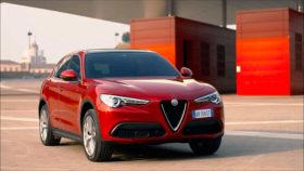 Фото Alfa Romeo, Stelvio, альфа, ромео, стельвио, фары, 2017
