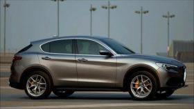 Фото Alfa Romeo, Stelvio, альфа ромео, стельвио, кроссовер, 2017