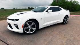 Фото Chevrolet, Camaro, 2SS, шевроле, камаро, купе, диски, 2018