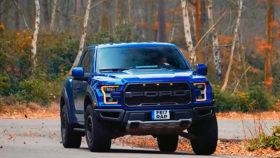 Авто Ford, F-150, Raptor, форд, пикап
