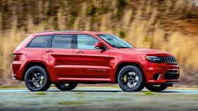 Авто Jeep, Grand, Cherokee, джип, гранд, чероки, кроссовер, 2018