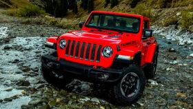 Авто Jeep, Wrangler, Rubicon, джип, вранглер, рубикон, 2018