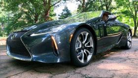 Фото Lexus, LC500, coupe, лексус, купе, диски, 2018
