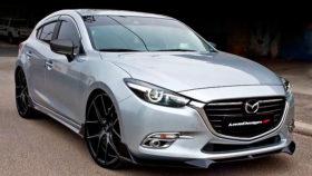Фото Mazda 3, Tuning, мазда, тройка, седан, 2018