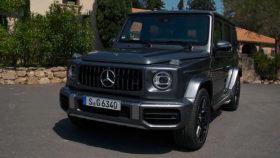Фото Mercedes-Benz, G 63, AMG, (W464), мерседес, бенц, гелендваген, 2018