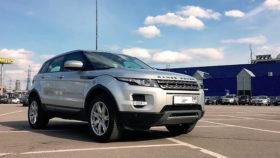 Фото Range Rover, Evoque, рендж ровер, эвок
