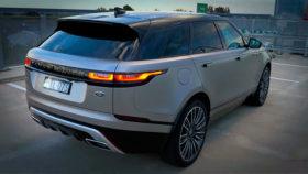 Фото Range Rover, Velar, рендж, ровер, велар, crossover, 2018